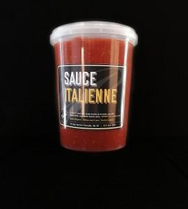 Sauce italienne - 1 Litre