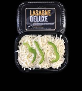 Lasagne deluxe - Format individuel (5x7)