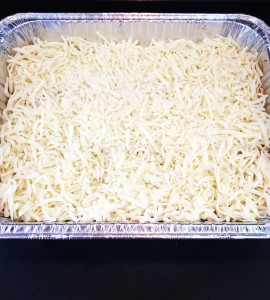 Lasagne - Format familial (10x12)