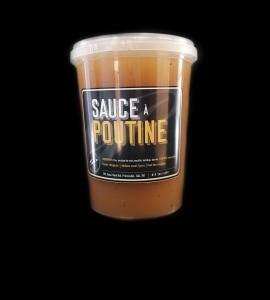 Sauce à poutine originale - 1 Litre